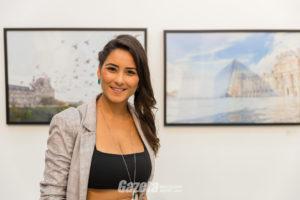 Exposição de Nathalia Shumacher em Miami