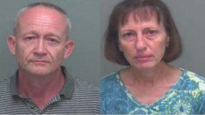 Casal é acusado de abusar de 2 vítimas em sua fazenda na Flórida por anos