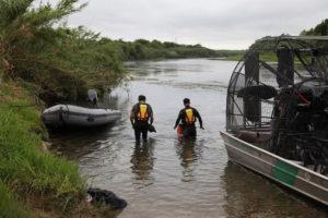 Brasileira de 2 anos desaparece em rio na fronteira dos EUA