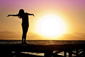 O Sol trazendo mais energia para nossa vida