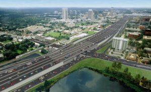 Orlando recebe US $ 400.000 para projetos de arte para embelezar a I-4