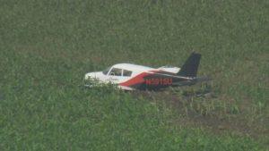 Pouso de emergência deixa feridos próximo ao Aeroporto Executivo de Miami