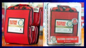 BSO distribuirá 12 mil kits de Controle de Sangramento para escolas de Broward
