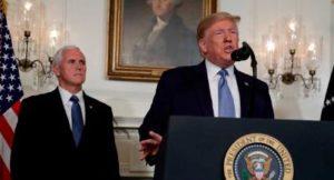 """Trump quer """"reabrir a economia do país"""" até a Páscoa"""