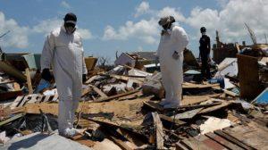 Mais de 2.500 pessoas estão desaparecidas nas Bahamas