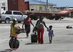 Governo não deve conceder visto temporário às vítimas das Bahamas
