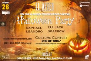 Halloween Party em Boca Raton