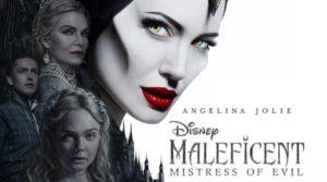 "Estreia de ""Maleficent: Mistress of Evil"""