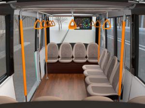 Condado de Orange recebe US$ 20 milhões para expandir ônibus autônomos