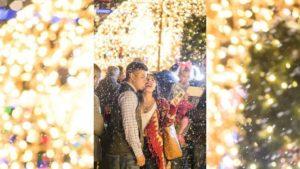 Downtown Orlando prepara show de música, luzes e neve para o Natal