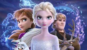 """""""Frozen II"""" estreia nessa sexta-feira"""