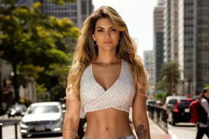 Kelly Key promove single e clipe