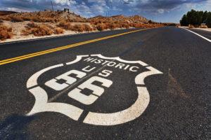 """Legisladores querem dedicar parte da """"Route 66"""" para o presidente Trump"""