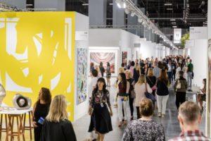 Art Basel e Miami Art Week atraem milhares de artistas e visitantes para a cidade