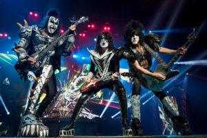 Kiss fará turnê no Brasil em 2020