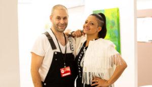 Brasileiros se destacam na The Wall of Arts na semana de arte de Miami