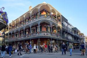 """Tiroteio fere 11 pessoas perto do """"French Quarter"""", em New Orleans"""
