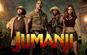 """""""Jumanji: The Next Level"""" é o destaque da semana nos cinemas"""