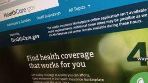 Obamacare registra queda em número de inscritos