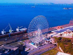 Rio de Janeiro inaugura maior roda-gigante da América Latina