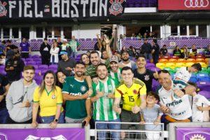 Brasileiros fizeram a festa na final do Florida Cup