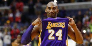 Kobe Bryant, ex-astro da NBA, morre em acidente de helicóptero na Califórnia