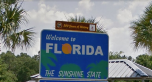 A Flórida é o destino número 1 de pessoas mudando de estado, diz estudo