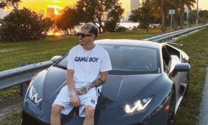 Youtuber brasileiro Greg Ferreira se envolve em grave acidente em Hallandale Beach