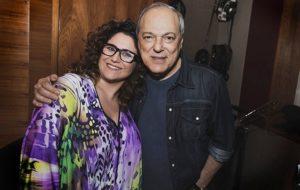 Maria Rita participa de novo disco de Toquinho
