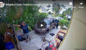 VÍDEO: Papagaio engana vizinho, que ouviu gritos de socorro e chamou a polícia