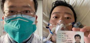 China lamenta morte de médico que revelou coronavírus