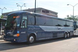 Greyhound diz que vai proibir agentes de imigração em seus ônibus