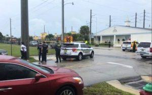 Duas pessoas são mortas a tiros após funeral em igreja de Palm Beach