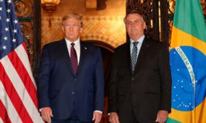 Brasil e Estados Unidos assinam acordo de cooperação militar