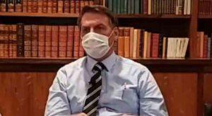 Exames confirmam que Bolsonaro não está com coronavírus