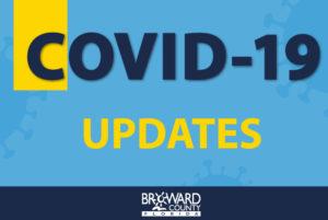 Condado de Broward emite ordem de emergência para moradores ficarem em casa