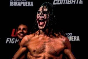 Markus Maluko se prepara para as duas próximas lutas no UFC