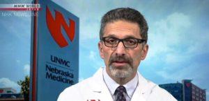 Médico brasileiro lidera nos EUA estudo promissor para a cura do COVID-19