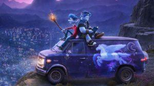 """Animação da Disney/Pixar """"Onward"""" estreia nos cinemas"""