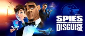 """Spies in Disguise"" já está disponível em Blu-ray™ e DVD"