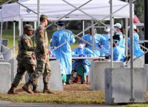 Mais locais de testes são abertos na região central da Flórida